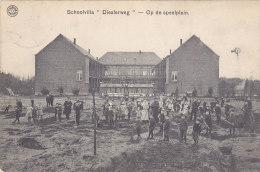 Schoolvilla Diesterweg - Op De Speelplein (top Animation) - Kalmthout
