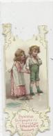 Ce Document N'est Pas Une Carte Postale     Pub  Chocolat Cie Française   L.Schaal Et Cie  Strasbourg - Vieux Papiers