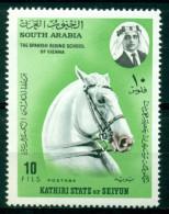 Sud Arabie /  Soth Arabia( Etat De Seiyun) Mnh*** - Cavalli