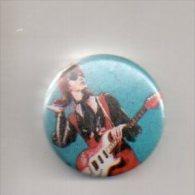 REF XXM Badge Ancien 1980 (no Pin's) David BOWIE - Musique