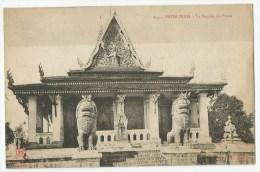 Phnom Penh (Cambodge) La Pagode Du Pnom