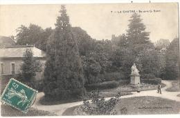 36. LA CHATRE . Square George Sand TTB - La Chatre