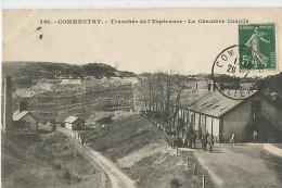 03 Commentry,Mines,tranchée De L'espèrance,la Chambre Chaude - Mines