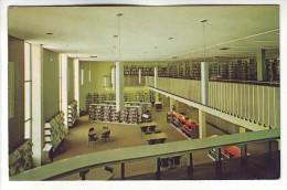 CP157 New Jersey Bridgeton Cumberland County Library Bibliothèque - Libraries