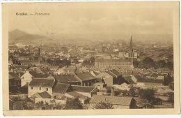 Couillet Panorama Timbrée Couillet 1948  Edit Papet - Belgique