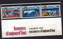 Femmes D´aujourd´hui Lauréat 1973 - Ethiopie