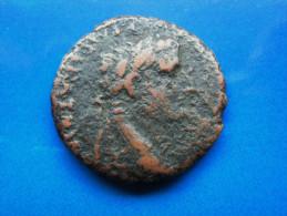 AUGUSTUS 27v.Chr.-14n.Chr. As 10-7 BC Altar Of Lugdunum - 1. Die Julio-Claudische Dynastie (-27 / 69)