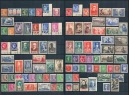 FRANCE Collection timbres 1927 � 1943, NEUFS ** SANS CHARNI�RE, cote 430 � - TB 1er choix