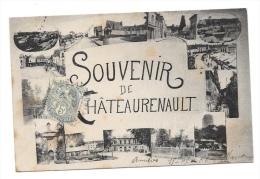 (3294-37) Chateaurenault - Souvenir De Chateaurenault - France