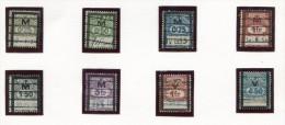 !!! SOCIAUX POSTAUX : EMISSION DE 1932 PETITS FORMATS - Revenue Stamps