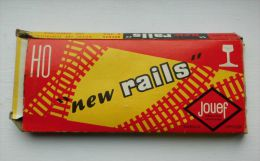"BOITE TRAIN ""JOUEF"" - Model Railways"