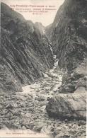 DEPT 65 - HAUT LOURON - Gorges Et Déversoir Du Lac De CAILLAOUAS - VAN - - Otros Municipios