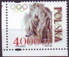 POLSKA - POLOGNE -  OLYMPIC - ART - **MNH - 1994 - Zomer 1996: Atlanta