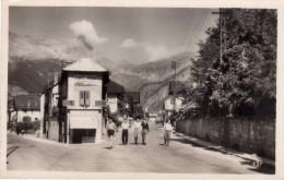 LE FAYET  -  Route De Chamonix - Sonstige Gemeinden