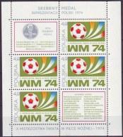 POLSKA - POLOGNE -  WM  GERMANY - **MNH - 1974 - Coppa Del Mondo