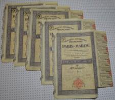 5 Bonds, Paris Maroc - Afrique