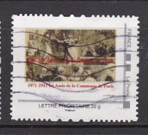 FRANCE COLLECTOR MINTIMBRAMOI LES AMIS DE LA COMMUNE DE PARIS 2011 - Francia