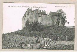 SAINT POURCAIN    03    Château De Montfand      -M4- - France