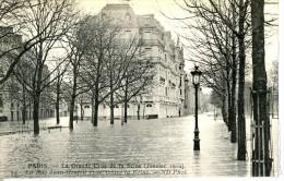 Dpt 75 Paris Inondations Janvier 1910 La Rue Jean Goujon N°225 - Frankreich