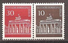 BERLIN # 288+286 ** W44 - Berlin (West)
