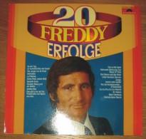 Disque 540 Vinyle 33 T Freddy - Sonstige - Deutsche Musik