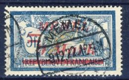 ##K1194. Memel 1922. Michel 71. Cancelled . - Memel (1920-1924)