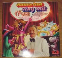 Disque 543 Vinyle 33 T James Last - Sonstige - Deutsche Musik