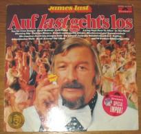 Disque 545 Vinyle 33 T James Last - Vinyl Records