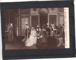 Salon De 1914 -  F Brunery - Le Retard Du Fiancé - Malerei & Gemälde