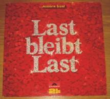 Disque 549 Vinyle 33 T James Last 2 Disques - Sonstige - Deutsche Musik