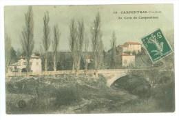 CPA 84 - CARPENTRAS - Un Coin De Carpentras (pont) - Carpentras