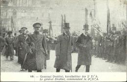 Le General Drubbel Commandant La 2e D.a. - Militaria