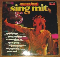 Disque 551 Vinyle 33 T James Last - Sonstige - Deutsche Musik