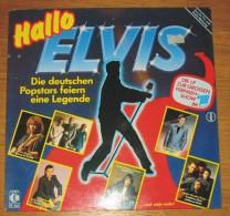 Disque 553 Vinyle 33 T Hallo Elvis - Sonstige - Deutsche Musik
