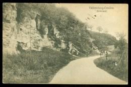 GEULHEM * ROTSWAND * LIMBURG  * ANSICHTKAART * CPA * GELOPEN IN 1921 (3569o) - Pays-Bas