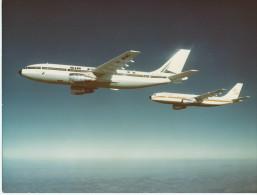 AVIATION Avion Avions  AIR FRANCE  F-WUAC Airbus A 300 B.(Aérospatiale) PHOTO Format 24 X 18 - Aviation