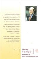 WEMMEL-ELECTION 1999-LOUIS COEN-UNION DES FRANCOPHONES DE LA PERIPHERIE-POLITIQUE - Wemmel