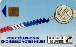 TELECARTE 50 U CORDON . REF T 36 - Pubblicitari