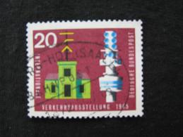BRD  471 Bahnpoststempel  O - Usati