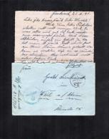 TB 699 - LAC - Lettre - Franchise Militaire - Feldpost -  De France Pour WEIL - AM - RHEIN  Allemagne - Briefe U. Dokumente