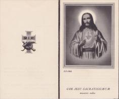 Doodsprentje (6776) Gelinden - Engelmanshoven - HIEMELEERS / MEDAERTS - Images Religieuses