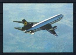 (1437) AK Flugzeuge - Lufthansa DC 10 - 1946-....: Moderne