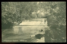 GEULHEM * WATERVAL * LIMBURG  * ANSICHTKAART * CPA *  (3570b) - Pays-Bas