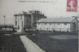 AIRPORT/ AEROPORT/ FLUGAFEN        LE BOURGET   LE JARDIN DES AS - Aérodromes