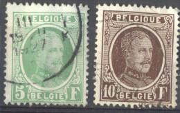 5Nz-999: N° 209-210 - 1922-1927 Houyoux