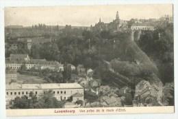 LUXEMBOURG - Vue Prise De La Route D'Eich - Luxembourg - Ville