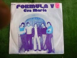 """Formula V - Eva Maria - Single 7"""" 45 - Philips 6029 180 - Discos De Vinilo"""