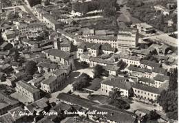 FRIULI VENEZIA GIULIA-UDINE S.GIORGIO DI NOGARO VEDUTA PANORAMA INTERNO CITTA' DALL'AEREO ANNI 50 - Italia