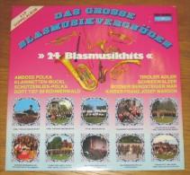 Disque 557 Vinyle 33 T Das Grosse Blasmusikvergnügen 2 Disuqes - Vinyl Records