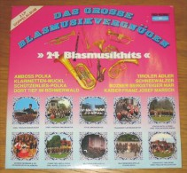 Disque 557 Vinyle 33 T Das Grosse Blasmusikvergnügen 2 Disuqes - Other - German Music